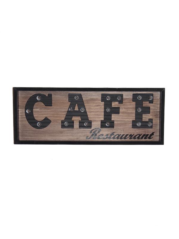 画像1: Marquee Light Frame/マーキーライトフレーム[CAFE] (1)