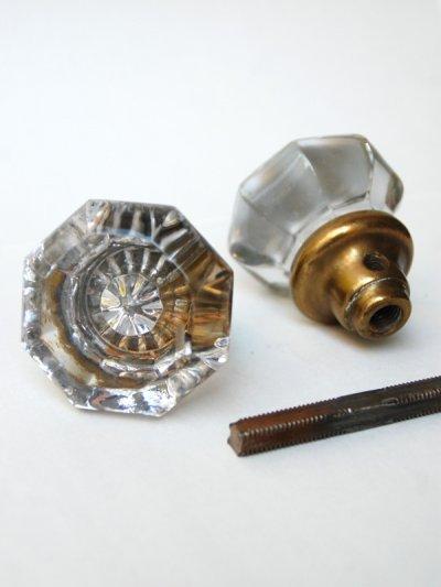 画像2: ★50%OFF★【Vintage】Pairs Of Doorknob / ヴィンテージドアノブ