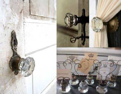 画像3: ★50%OFF★【Vintage】Pairs Of Doorknob / ヴィンテージドアノブ