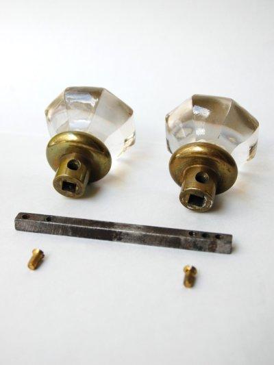 画像1: 【★50%OFF★Vintage】Pairs Of Doorknob / ヴィンテージドアノブ