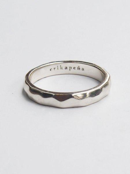 画像1: ★60%OFF★【Erika Pena】 Gitana Thin Stack Snake Ring / スネークリング[Silver / 6、7、8号] (1)