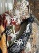 画像20: 【ROTSANIYOM】Mandarin Collar Floral Patchwork Dress/パッチワークロングドレス #C (20)