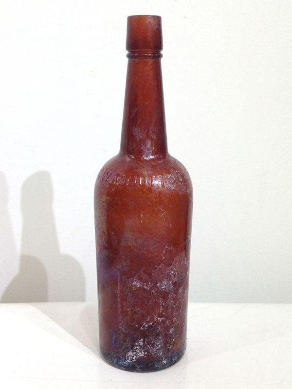 画像1: ★50%OFF★【Vintage】bottle / ヴィンテージボトル[BALTIMORE] (1)