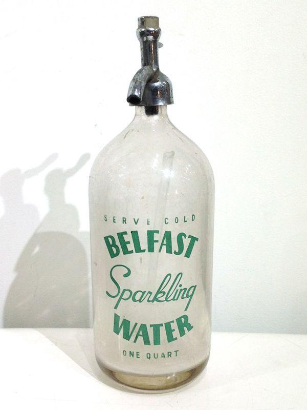 画像1: ★50%OFF★【Vintage】Seltzer Bottle / ヴィンテージボトル[BELFAT] (1)
