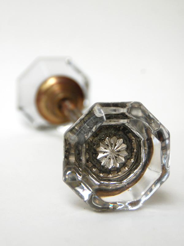 画像1: ★50%OFF★【Vintage】Pairs Of Doorknob / ヴィンテージドアノブ (1)