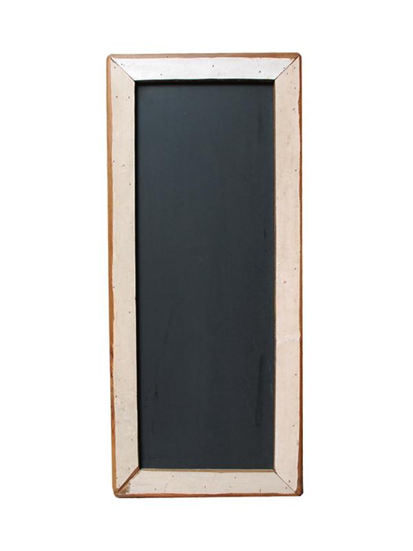 画像1: ★50%OFF★Wood Frame Black Board / ウッドフレームブラックボード[M] (1)