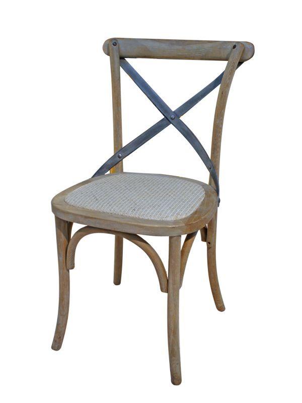 画像1: ★30%OFF★Natural Wood Chair / 一人掛けウッドチェアー[Natural Ivory] (1)