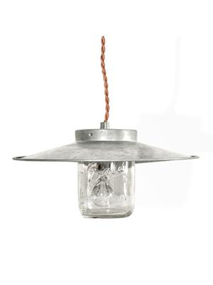 画像1: ★40%OFF★【HERMOSA / ハモサ】Canister Lamp / キャニスターランプ[Silver] (1)