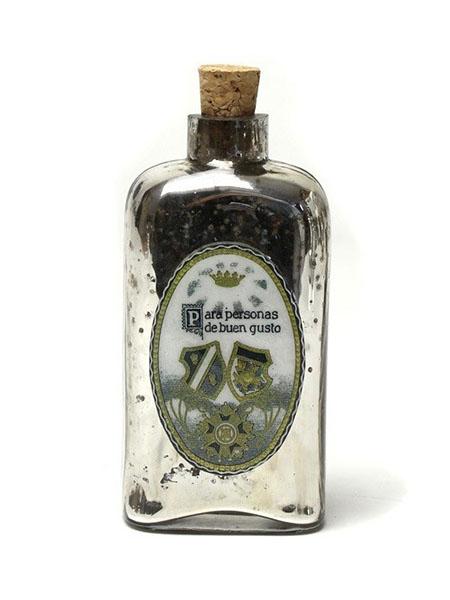 画像1: ★50%OFF★Vintage Bottle / ヴィンテージボトル[Silver] (1)