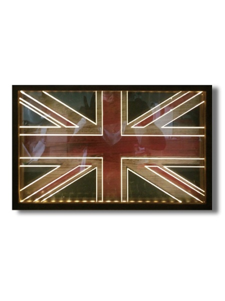 画像1: ★60%OFF★LED String Light / LEDストリングライト[U.K.FLAG] (1)