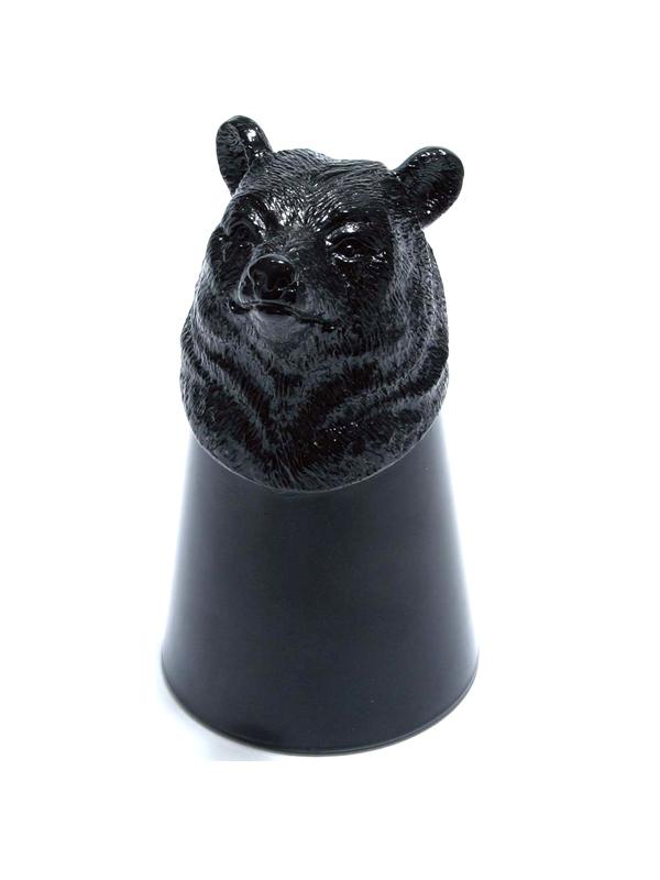 画像1: ★50%OFF★【Goody Grams / グッディグラムス】Animal Shot Glass-BEAR / アニマルショットグラス[クマ] (1)