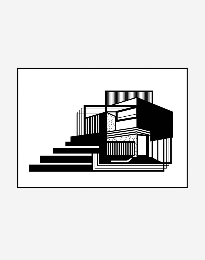 "画像1: 【 KRITINA DAM 】""CONSTRUCTION HOUSE "" 