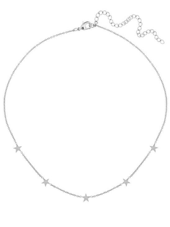 画像1: 【Five And Two Jewelry】Paige Choker Necklace[Silver/Gold] (1)