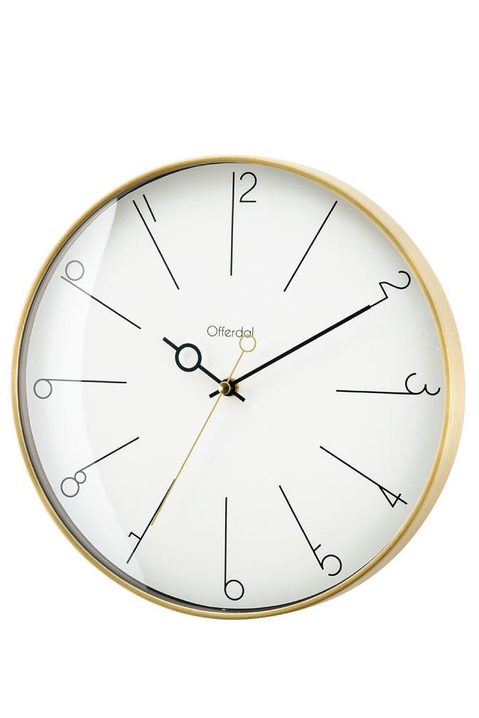 画像1: MANON ウォールクロック・壁掛け時計 (1)