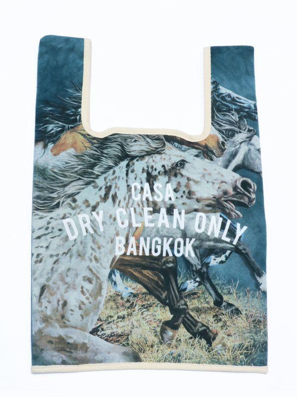 画像1: 【DRYCLEANONLY】Cusom Animal Bag[Horse-E] (1)