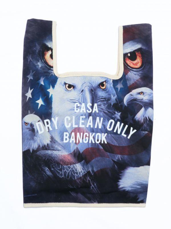 画像1: 【DRYCLEANONLY】Cusom Animal Bag[Eagle-C] (1)