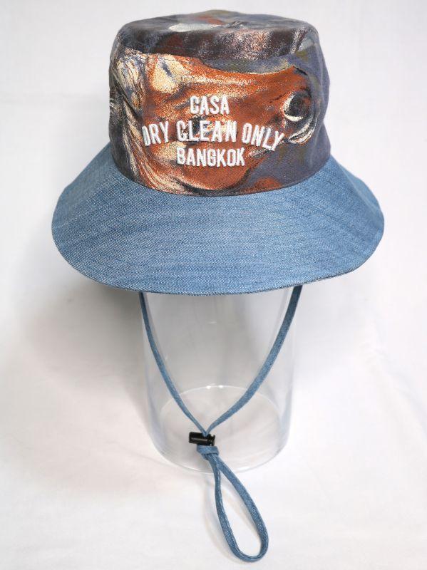 画像1: 【DRYCLEANONLY】'CASA' Bucket Hat/バケットハット[D] (1)