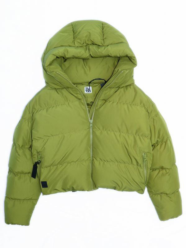 画像1: 【BACON】CLOUD ダックダウンジャケット[Green] (1)