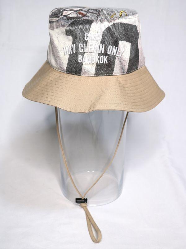画像1: 【DRYCLEANONLY】'CASA' Bucket Hat/バケットハット[A] (1)