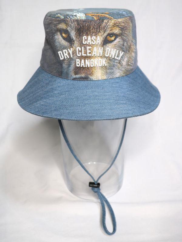 画像1: 【DRYCLEANONLY】'CASA' Bucket Hat/バケットハット[E] (1)