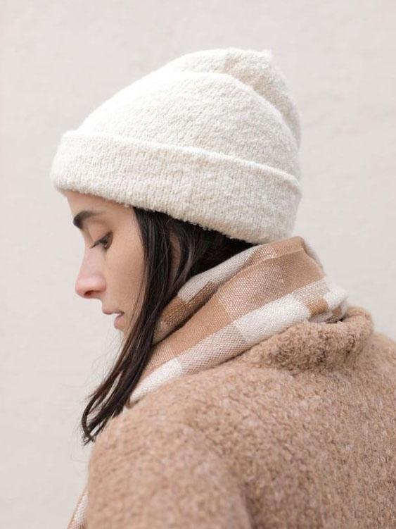 Korda Bonnet//Beige